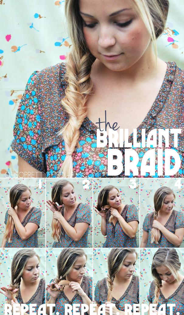 Brilliant Braid Tutorial