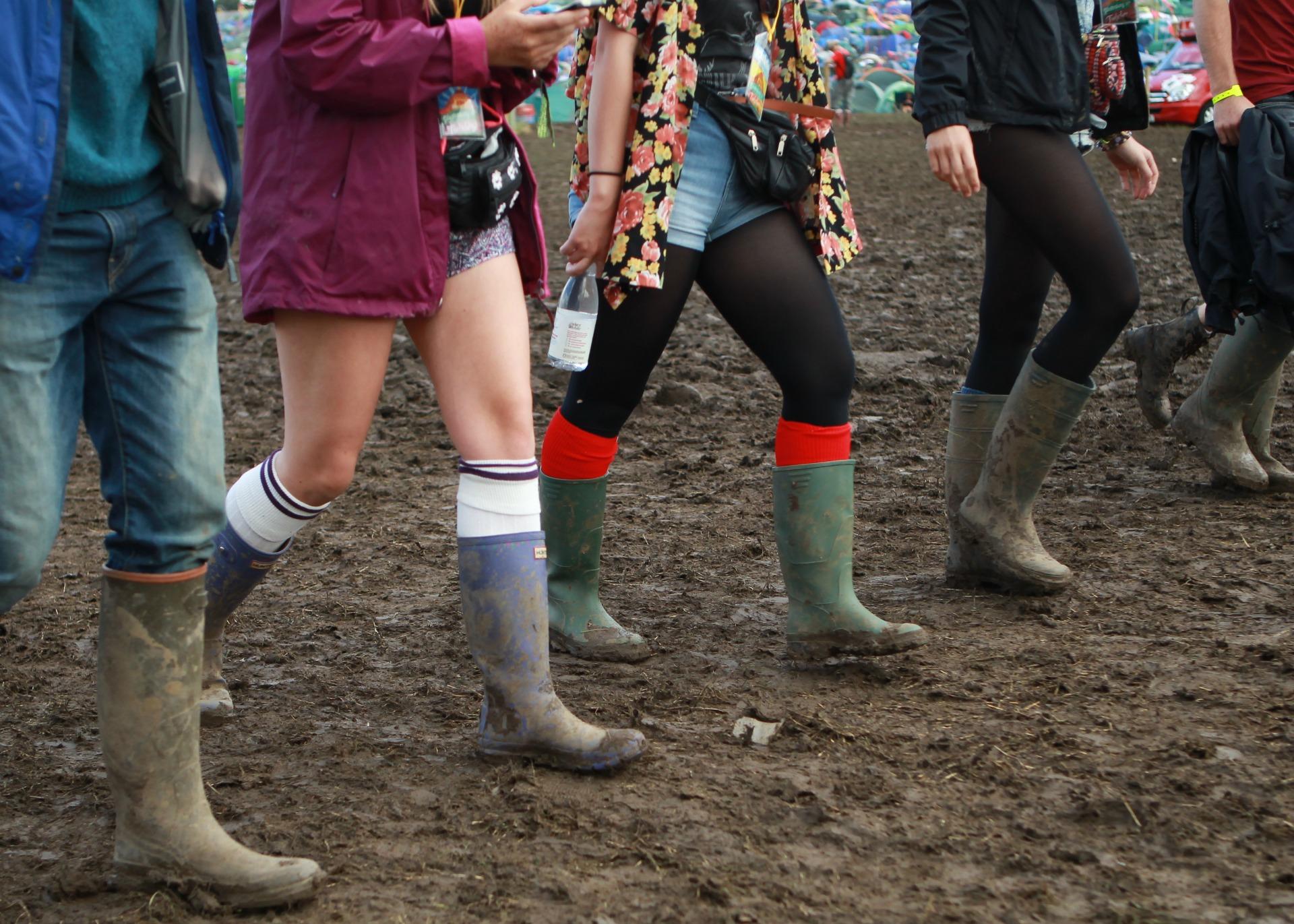 Does Glastonbury deserve its own clothing line?