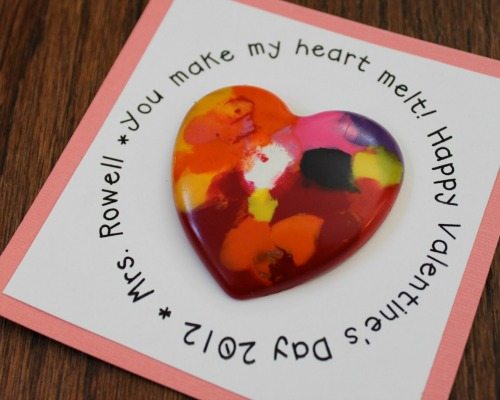 10 diy valentine's day cards for teachers your kids can