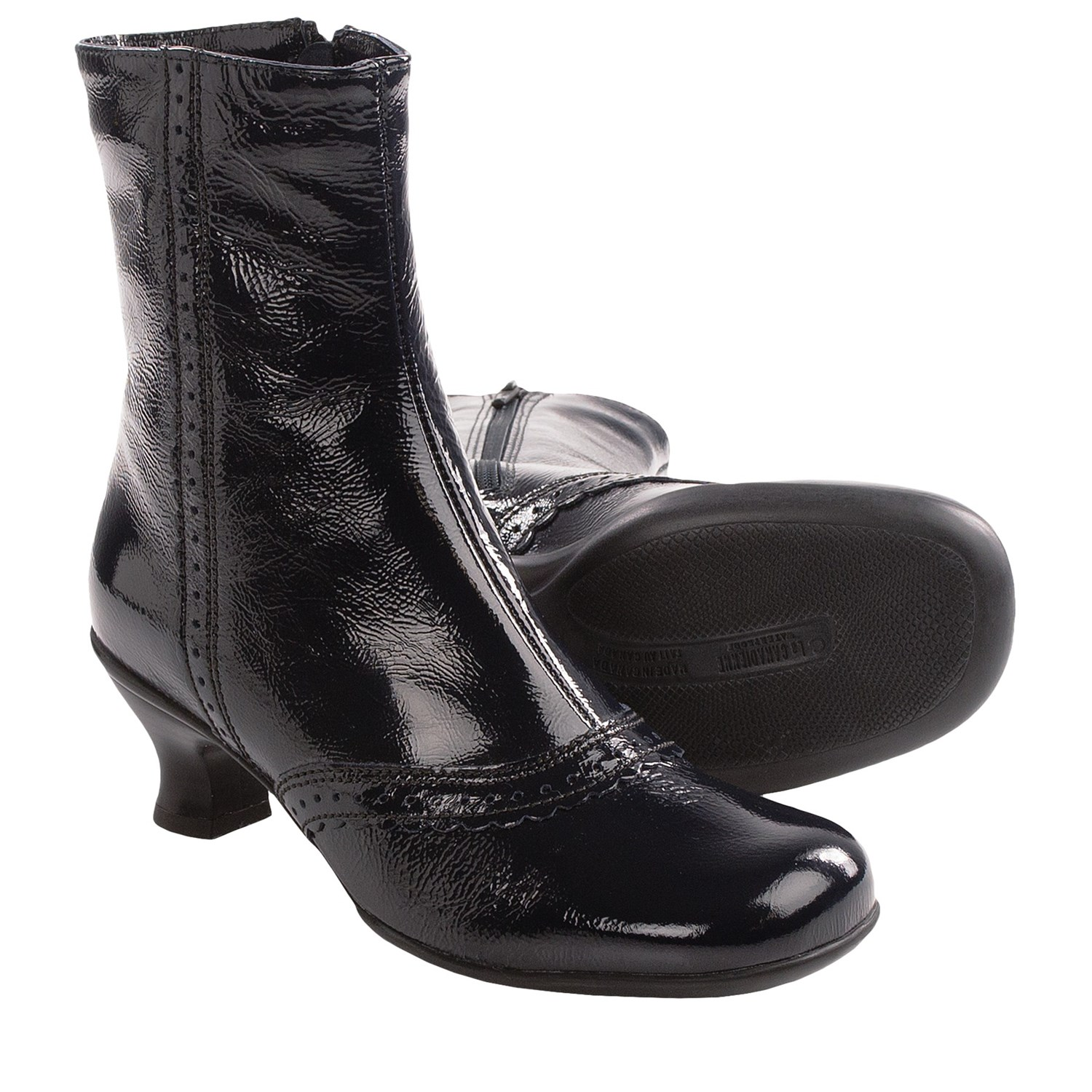 la canadienne ankle boots
