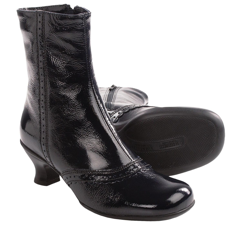la canadienne ankle boots