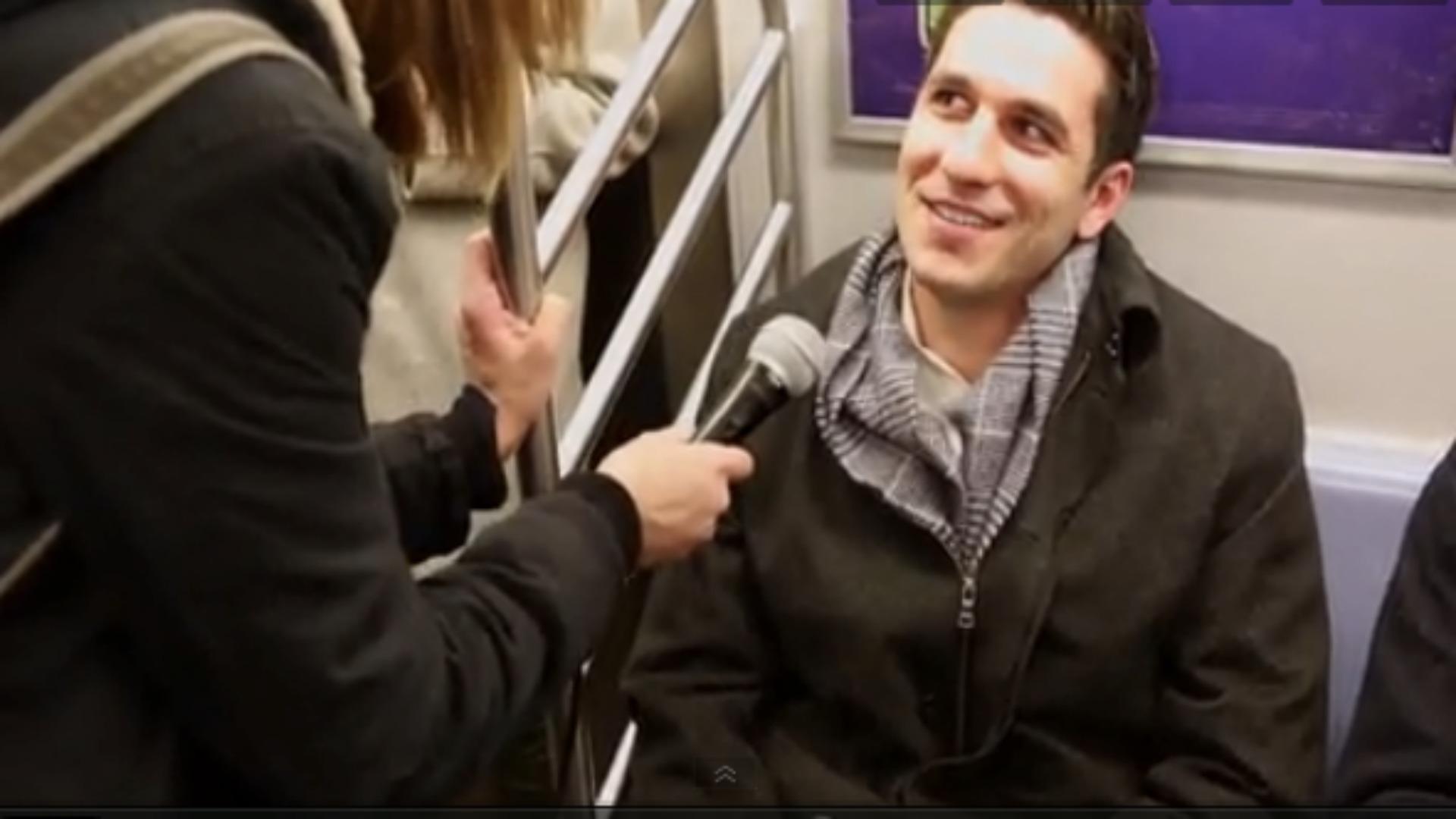 Man Spreading Urban Dictionary