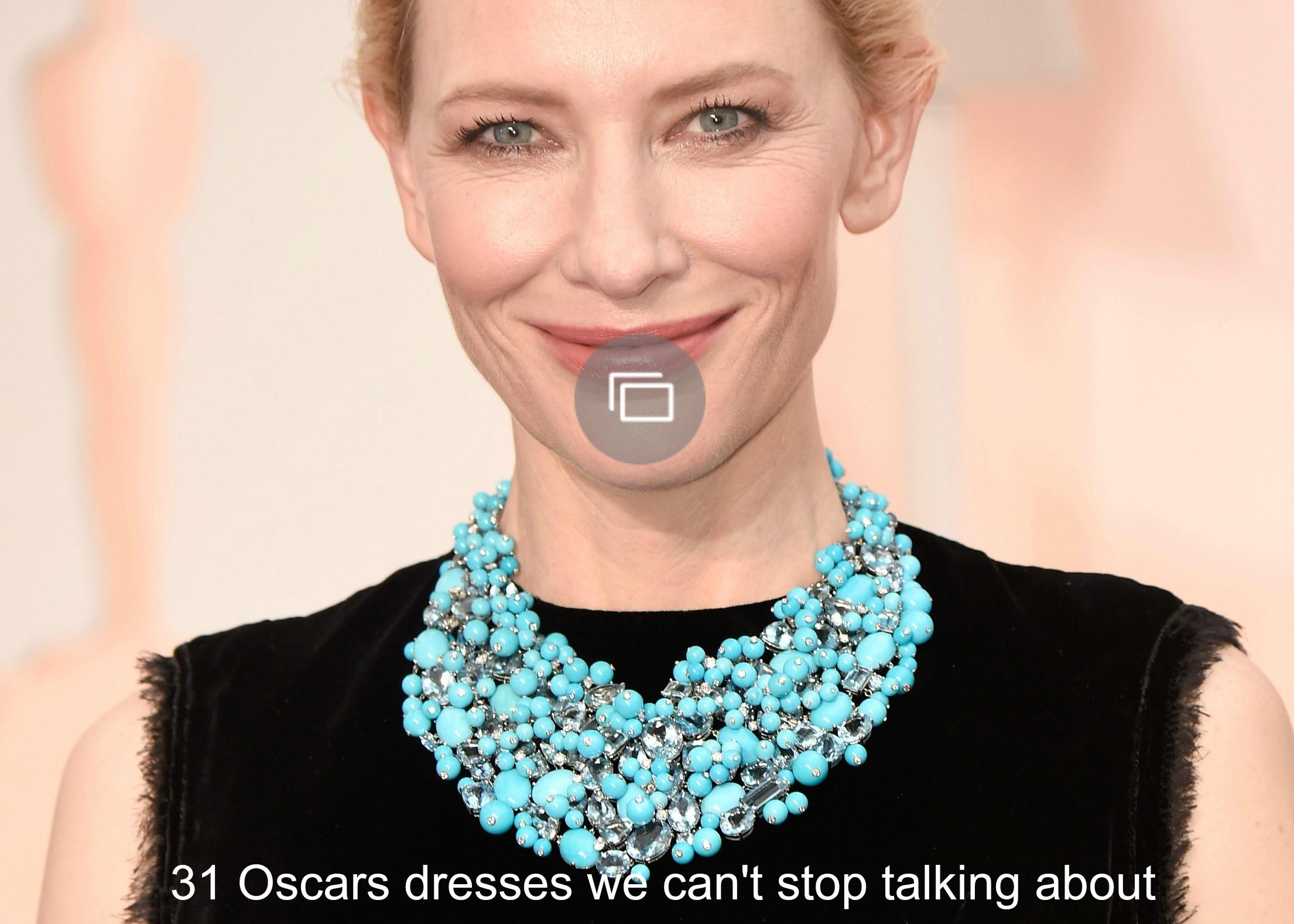 Oscars red carpet dresses 2015
