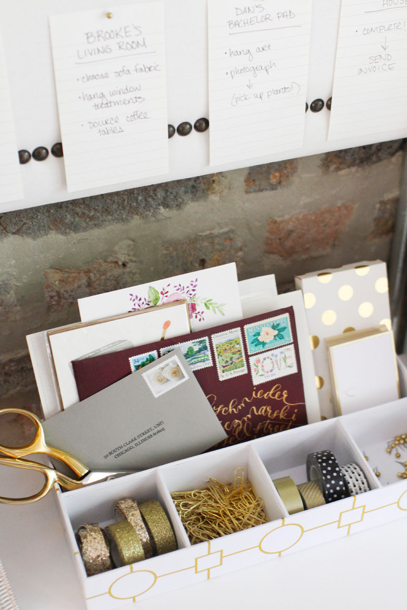 Give your desk a makeover with these 7 cute ideas - Desk organization accessories ...