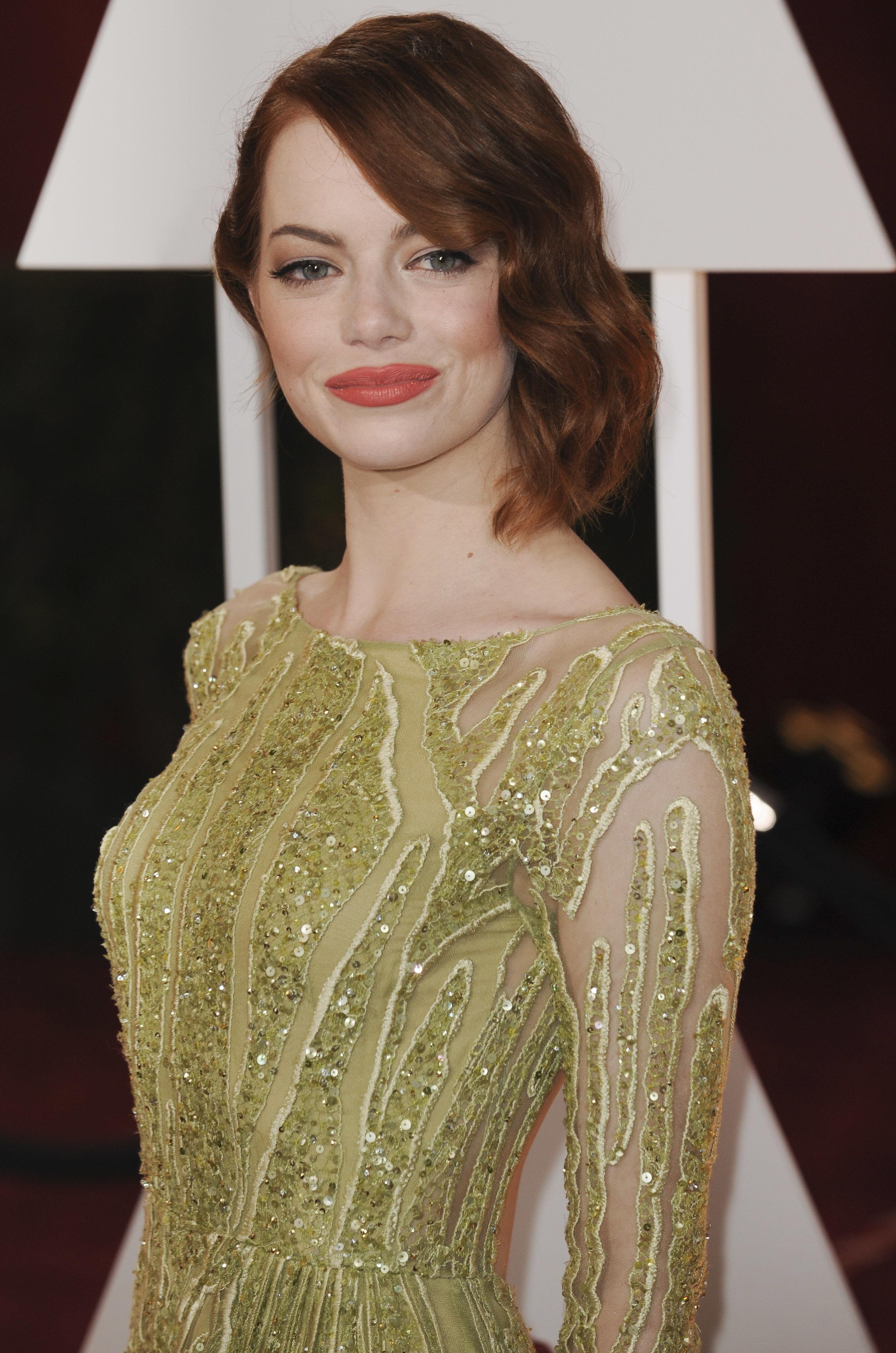 Emma Stone Oscars