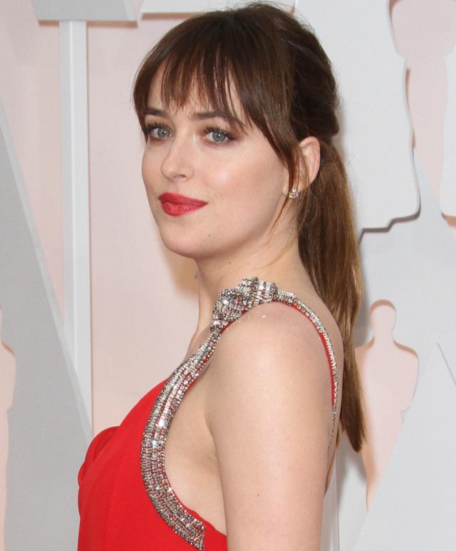 Dakota Johnson Oscars
