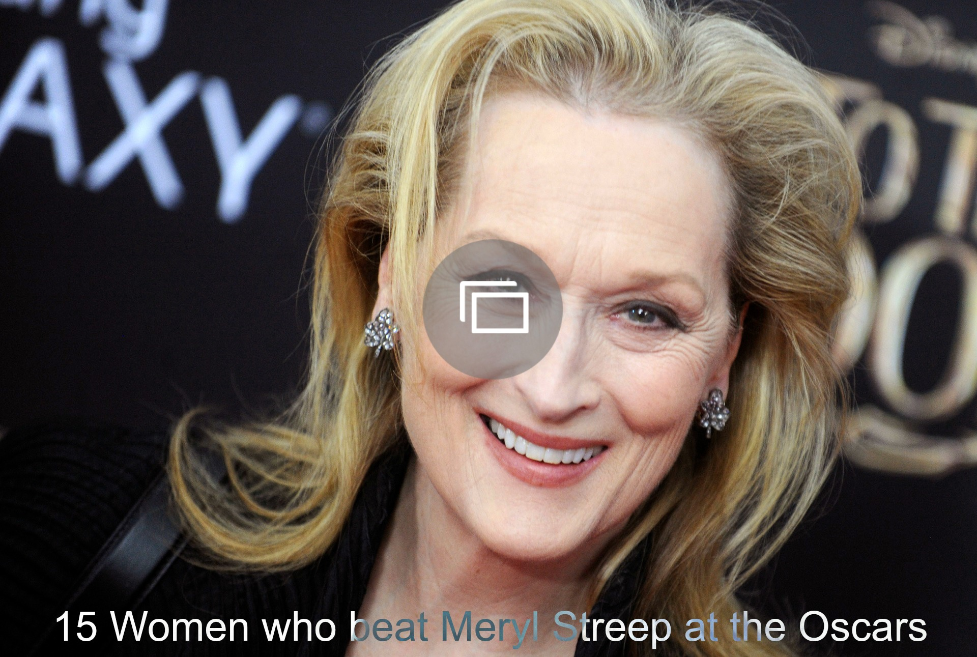 We can't wait to hear what Donald Trump has to say about Meryl Streep's impersonation of him