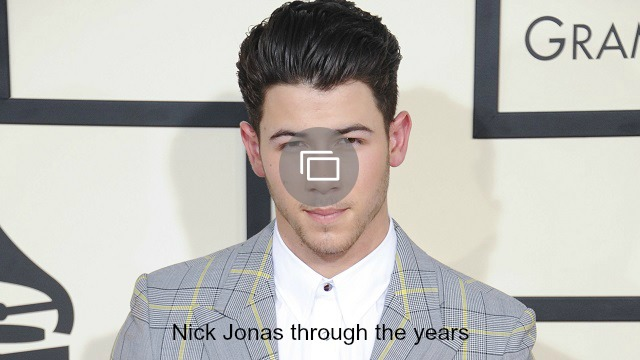 Nick Jonas slideshow