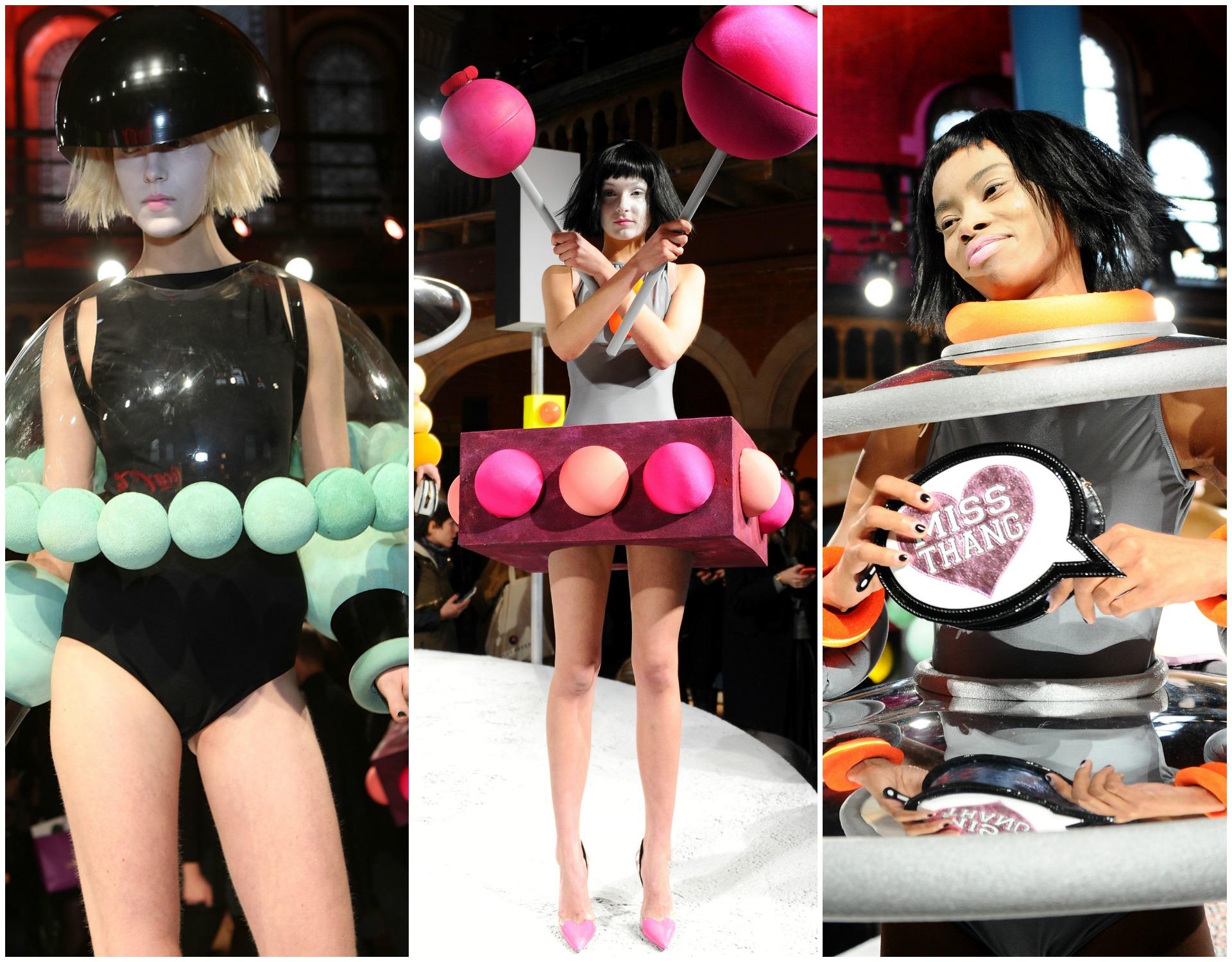 Sophia Webster at London Fashion Week AW15