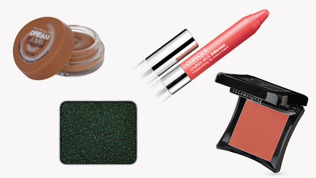 Olive skin makeup