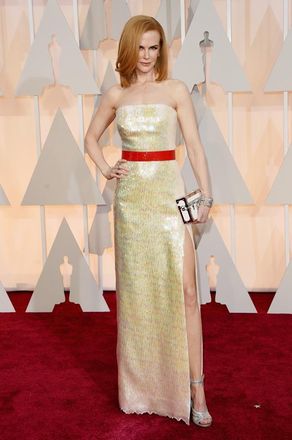 Nicole Kidman Oscars dress