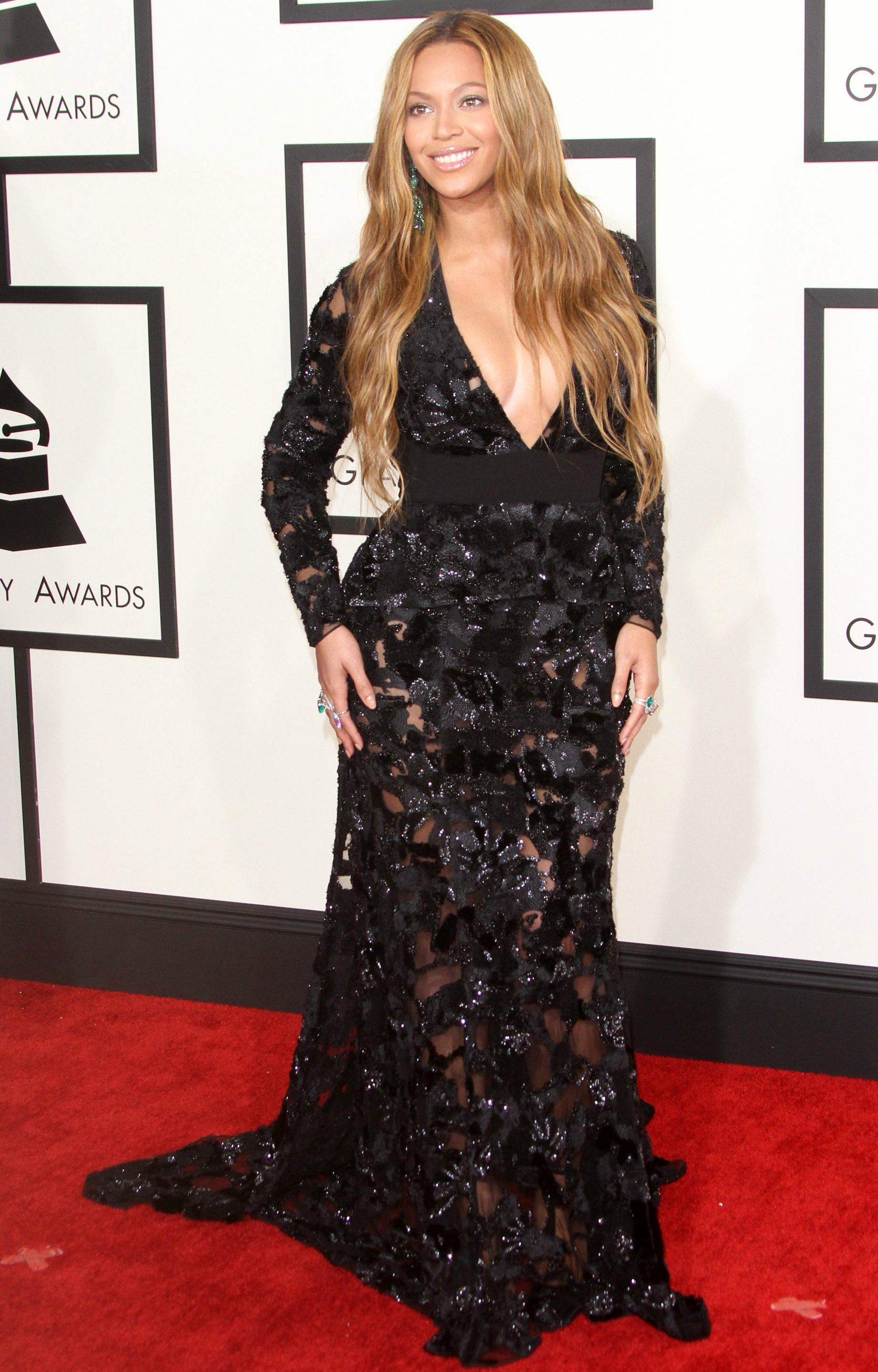 Beyonce 201 Grammys