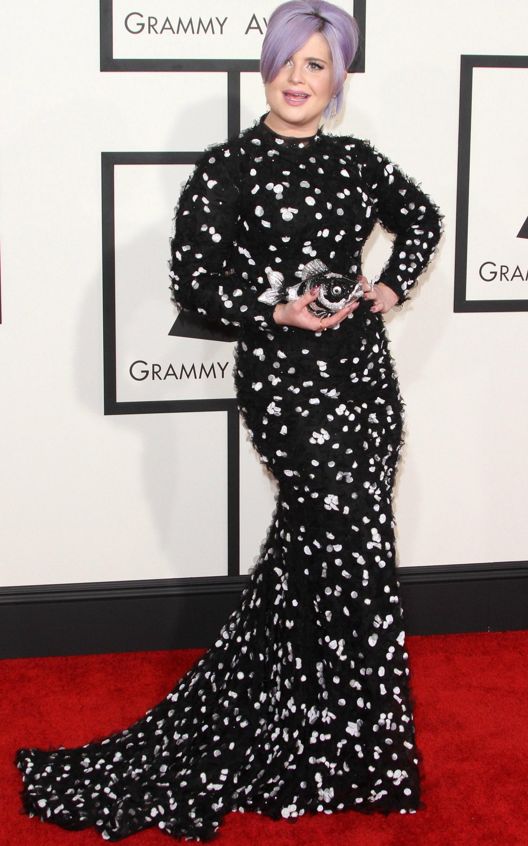 Kelly Osbourne Grammys