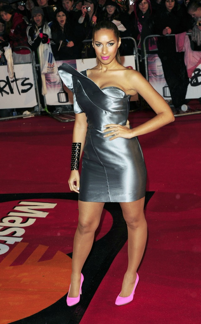 Leona Lewis at the 2010 BRITS