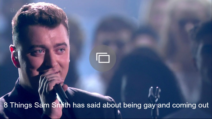 What Sam Smith says about body image and bullying may take you by surprise
