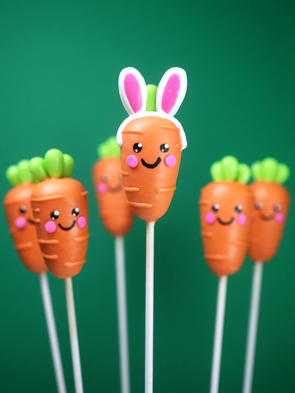 How To Make A Bunny Cake Pop