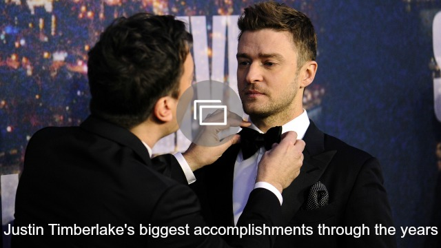 Justin Timberlake just made me squeal at my television, and I'm not even a little ashamed