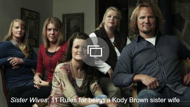 Meri and Kody Brown's counseling on Sister Wives doesn't seem to be doing much good