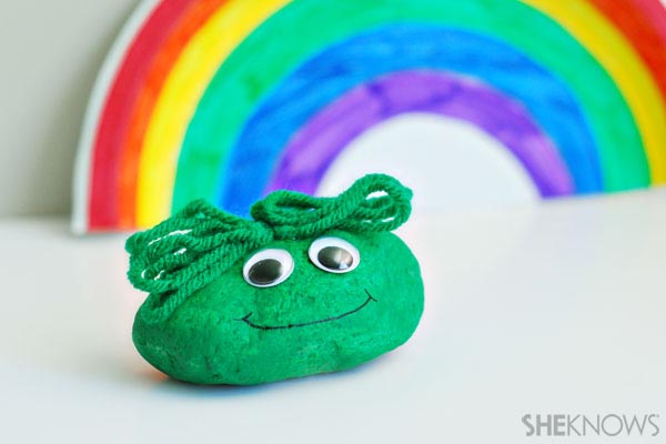 Host a st. Patrick's Day party for little ones