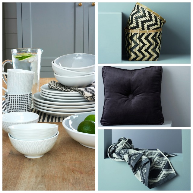Ditch The Pastels, Monochrome Home Decor Is In For Spring