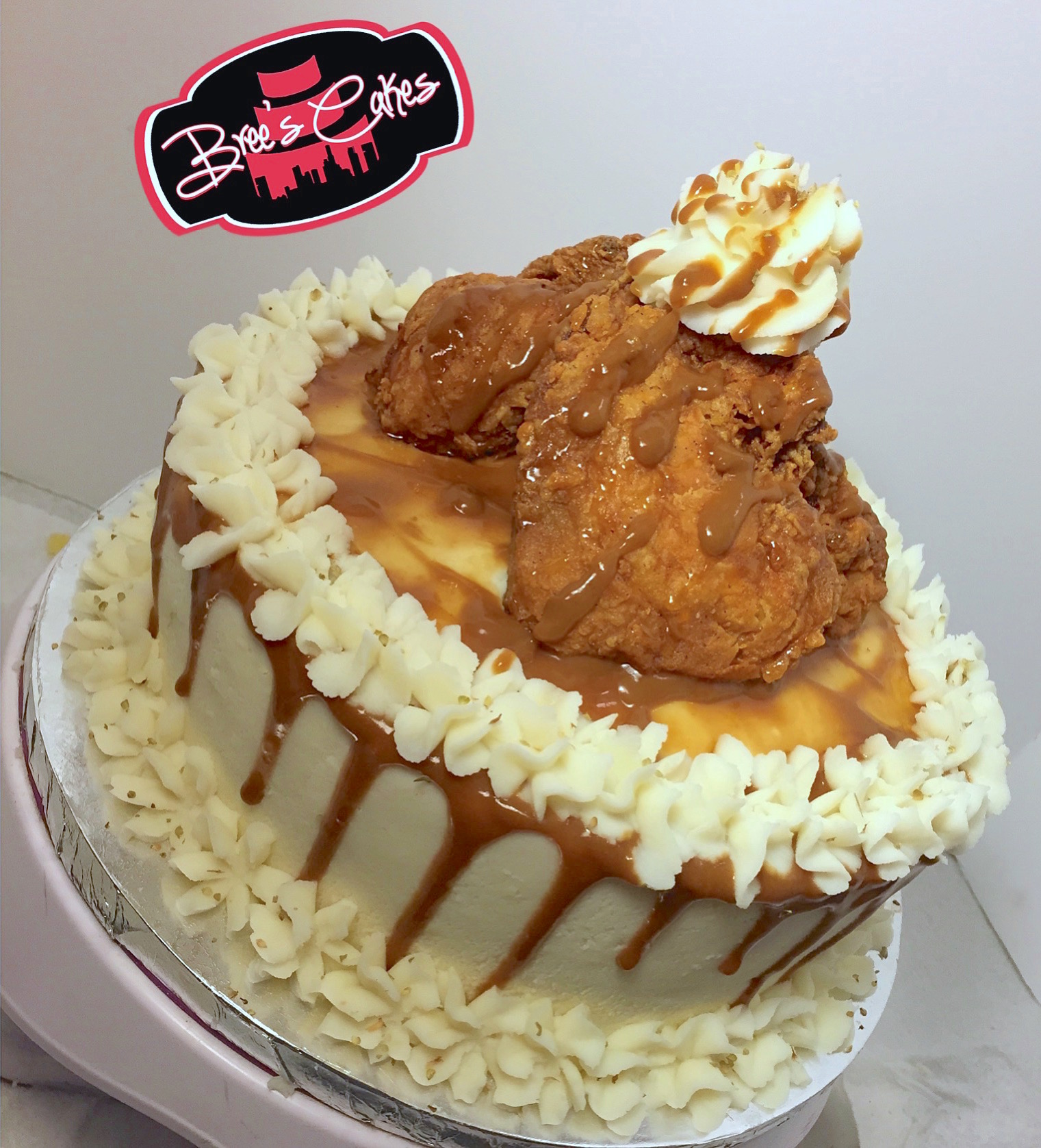 Fried chicken mashed potato cake | Dog Forums