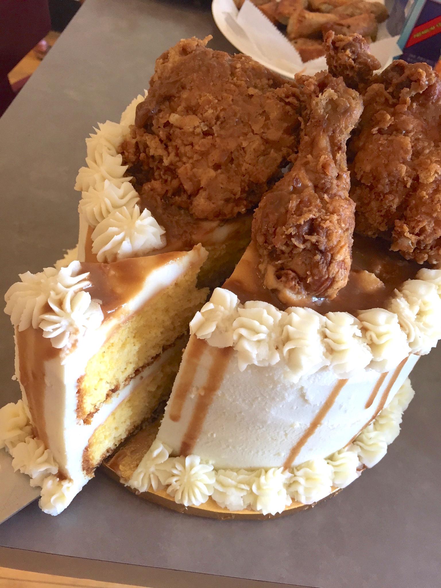 bree's cakes cornbread cake