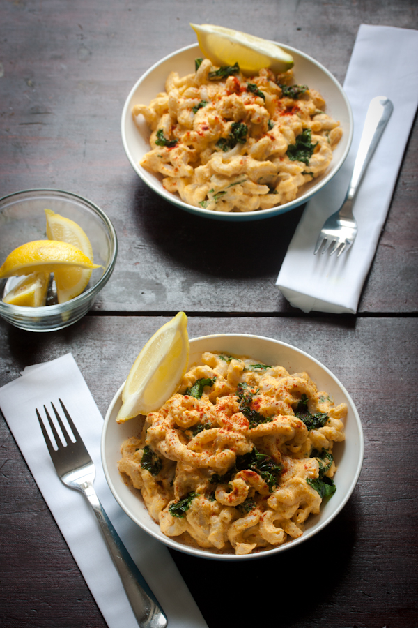 14. Smoky butternut mac and cheese recipe