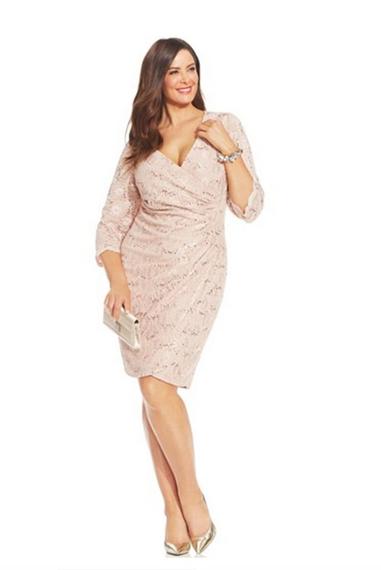 Evening Dresses For Curvy Women