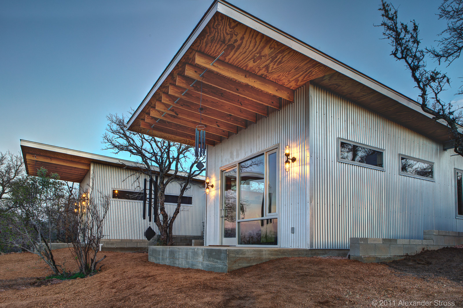 Llano exit strategy cabins for Building a house in texas