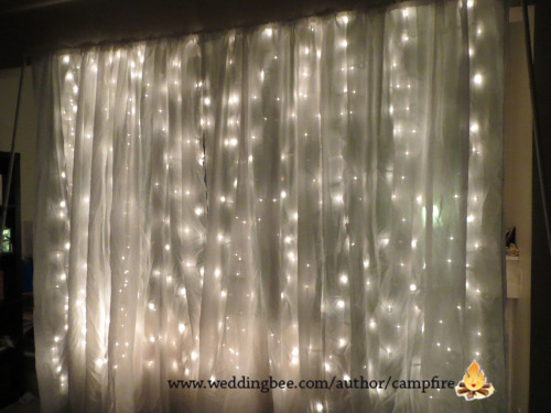 How to decorate with fairy lights for Ikea twinkle lights