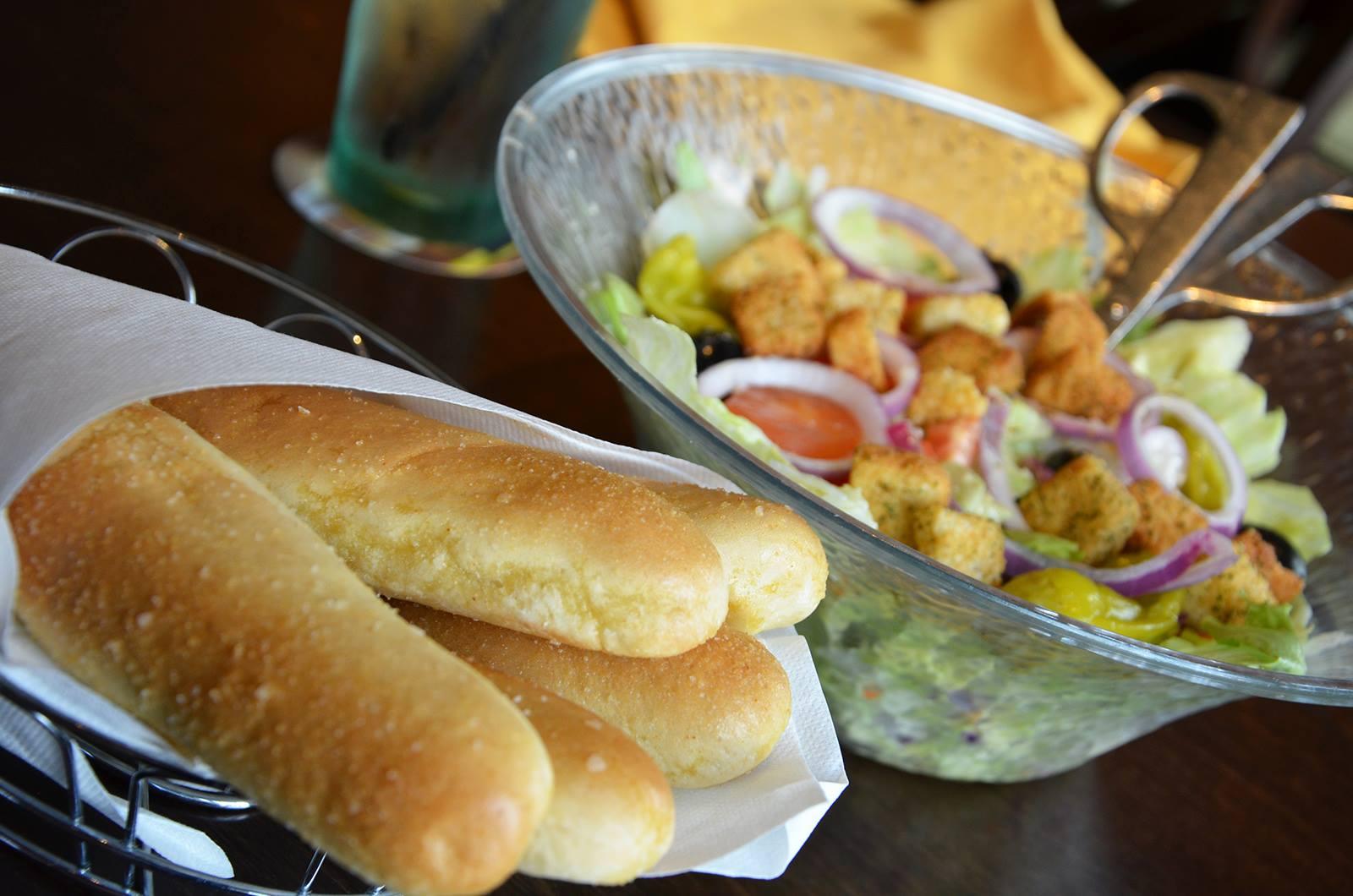 10 Times Olive Garden Breadsticks Made Everything Better