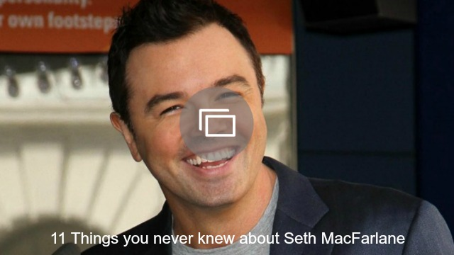 Seth MacFarlane sued over alleged copyright infringement for Ted