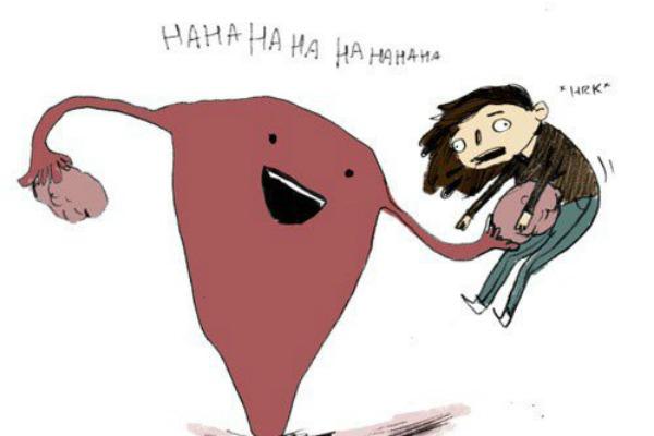 Funny Uterus Meme : Period meme uterus imgkid the image kid has it