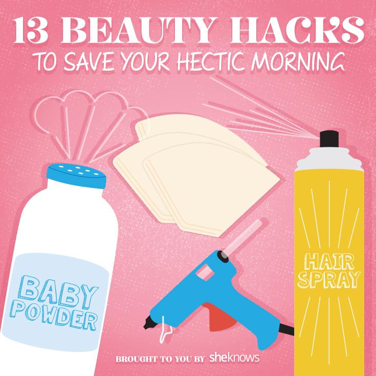 Beauty hacks pinterest