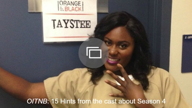 Was OITNB's Danielle Brooks the victim of casual racism? Twitter says yes
