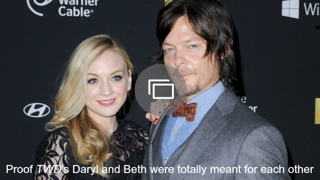 beth and daryl walking dead slideshow