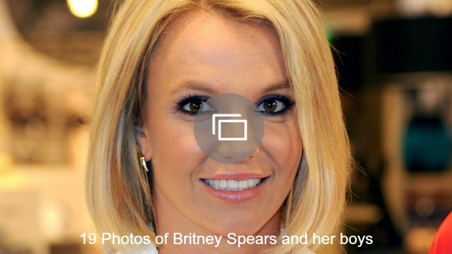 Whoever came up with the Britney Spears and Justin Bieber rumor is crazy