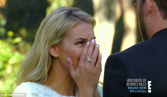 Morgan proposal #RichKids