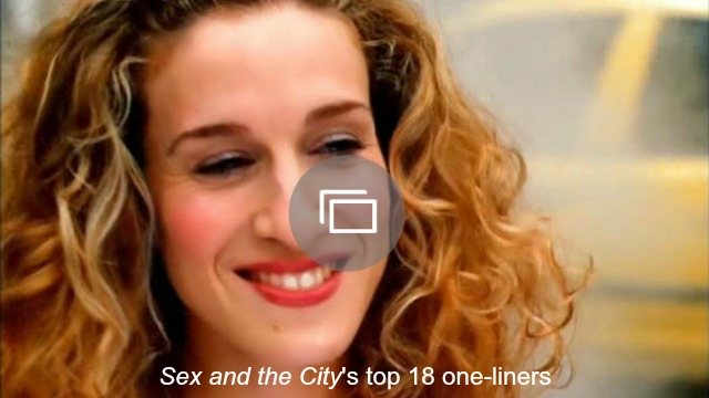 sex and the city quotes slideshow