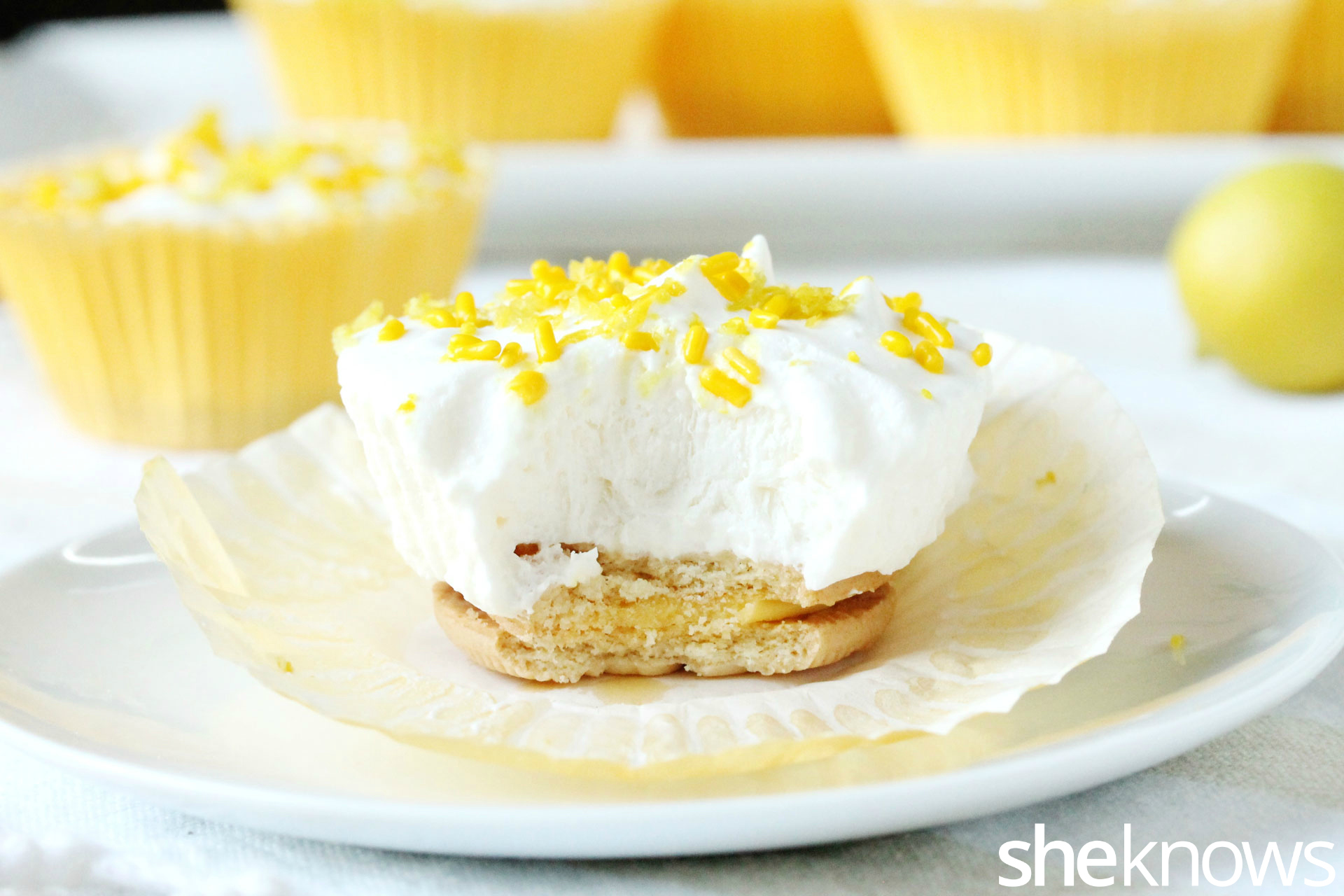 ... cheesecake cupcakes recipe by julie hasson lemon cheesecake cupcakes