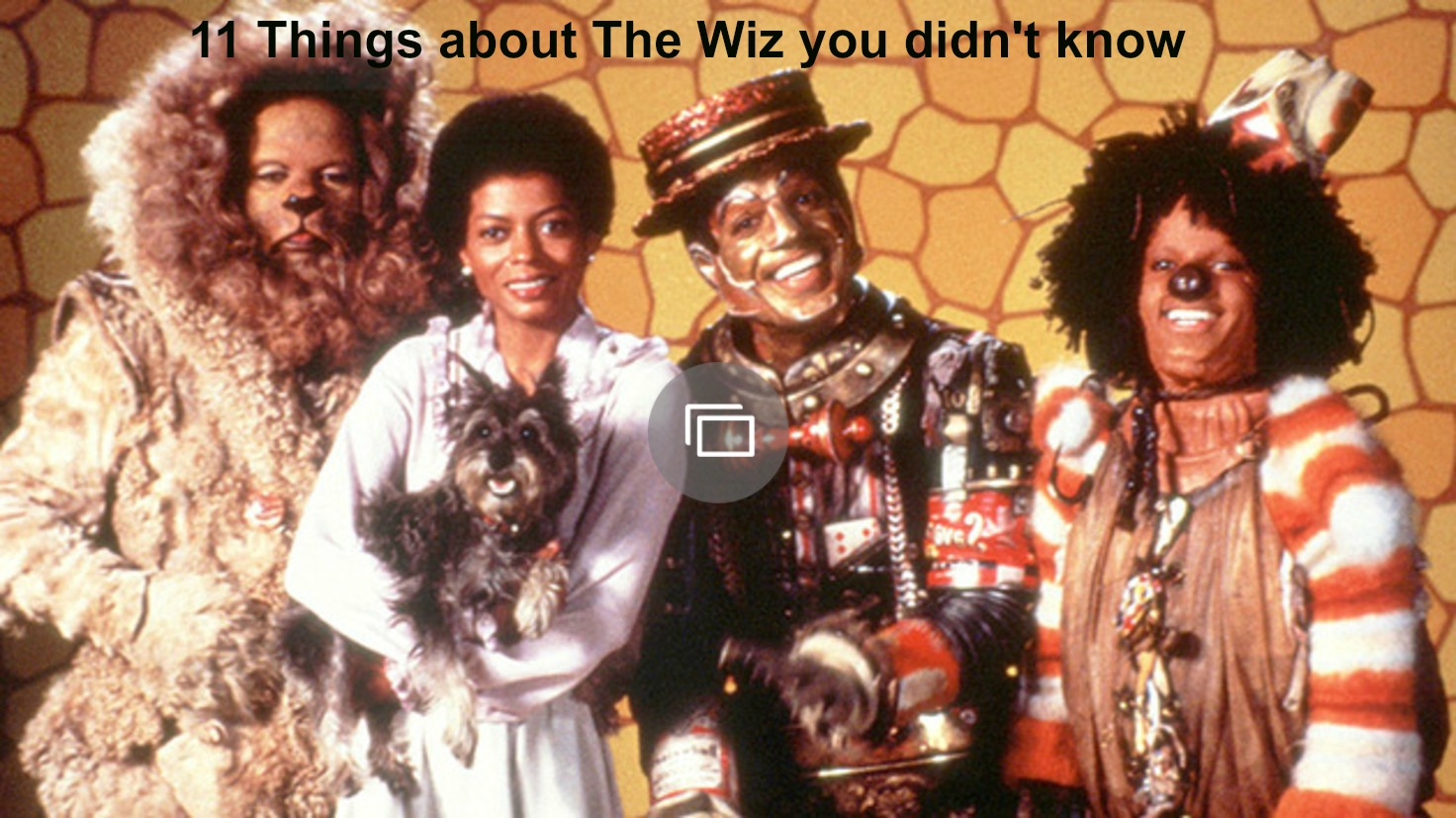 The Wiz Live! just turned into a Twitter troll-fest