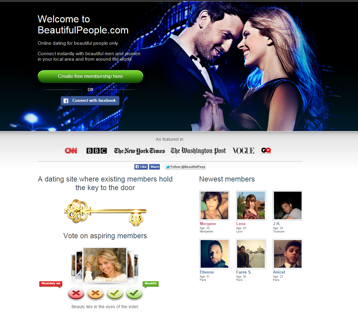 Free ethnic dating sites