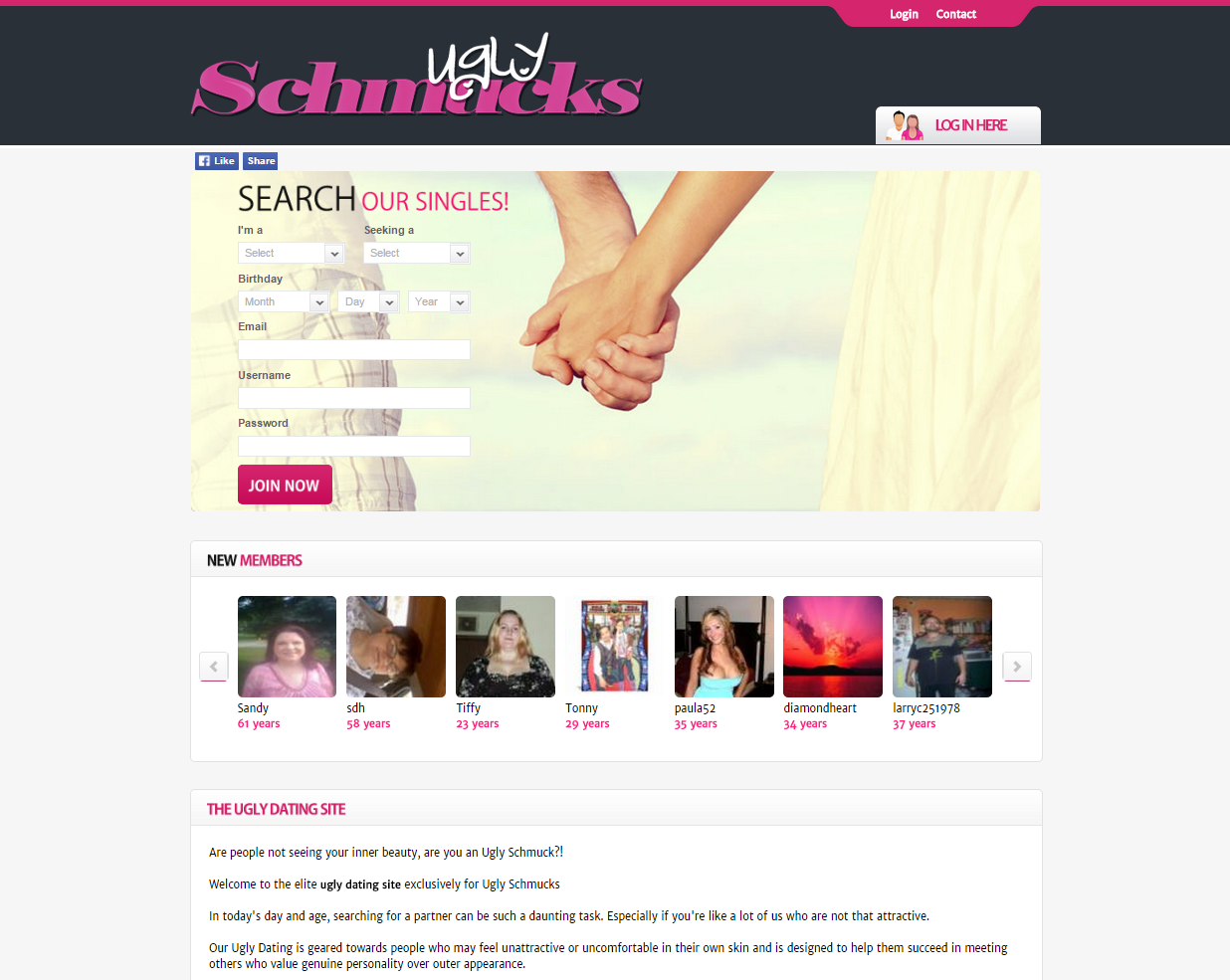 dating site for finding friends At least a few people are indeed looking for friends on tinder,  case of someone using a dating site like that  is detrimental to finding friends.