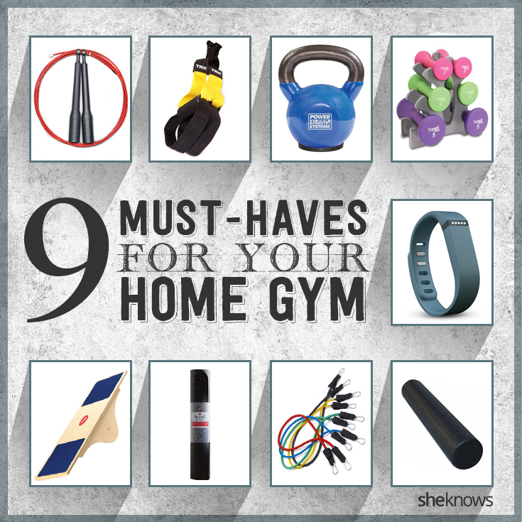 Exercise Equipment Every Gym Addict Should Own