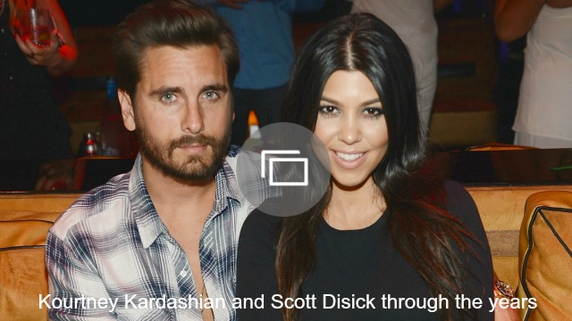 Kourtney Kardashian sums up her relationship with Scott Disick in one Snapchat
