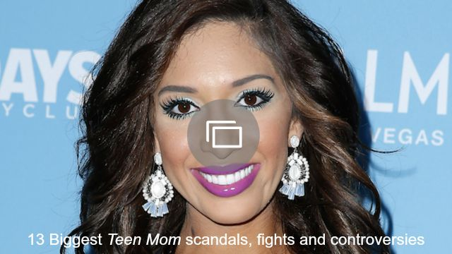 Farrah Abraham's drama has officially taken over Teen Mom OG