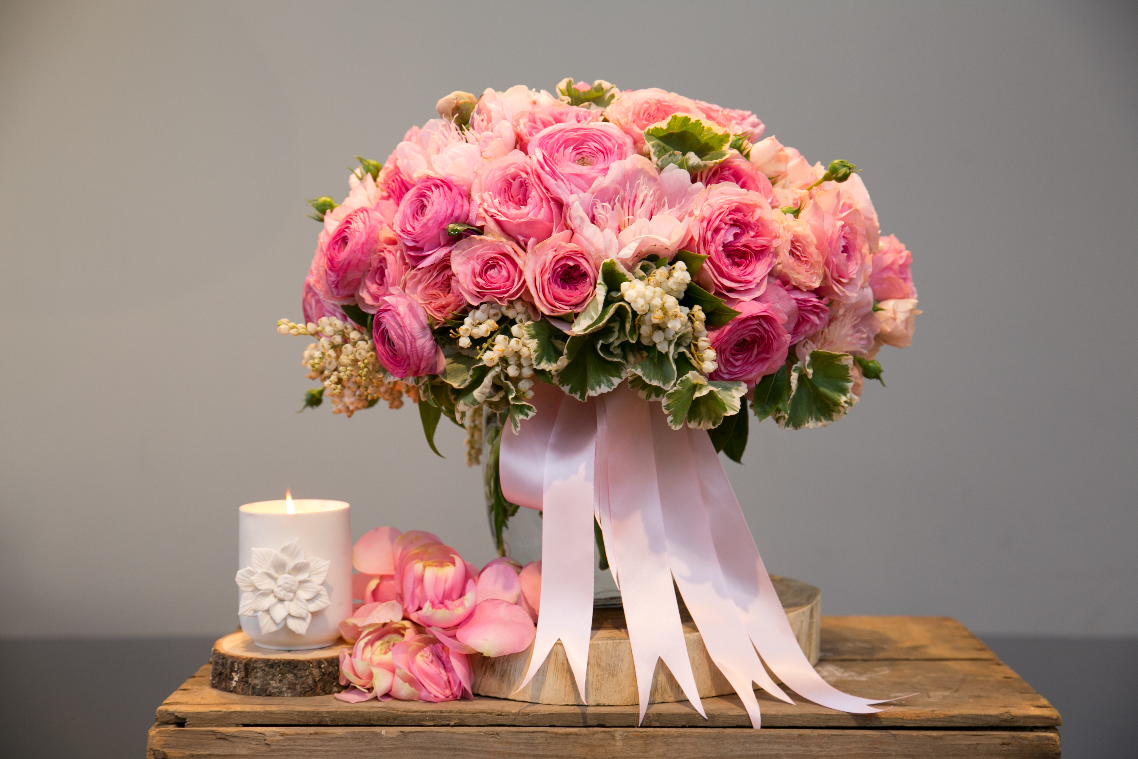 A master florist s guide to perfect home floral arrangements