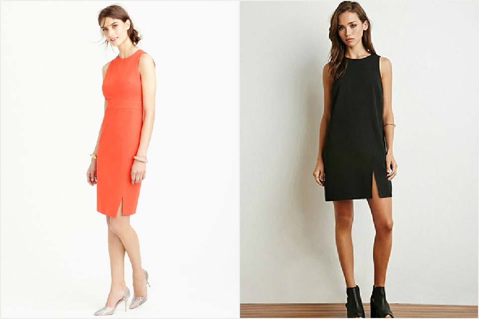 A stylish LBD you can wear to work