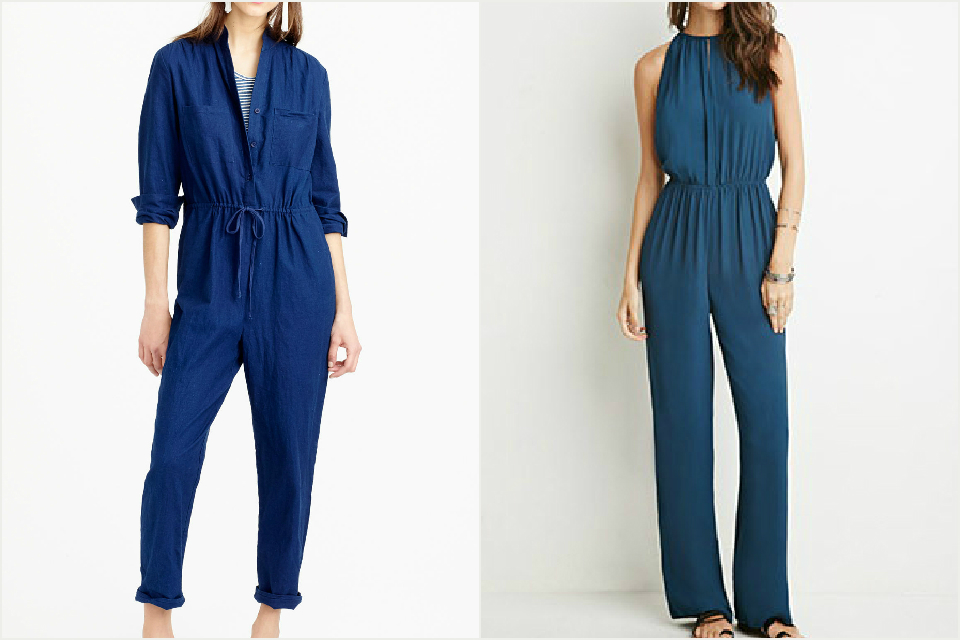 Thinking about jumping on the jumpsuit trend