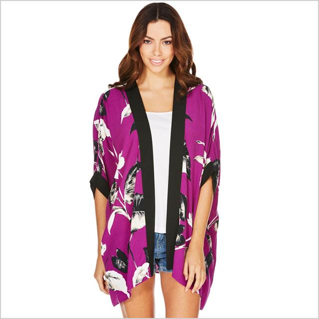 Kimono from F&F at Tesco